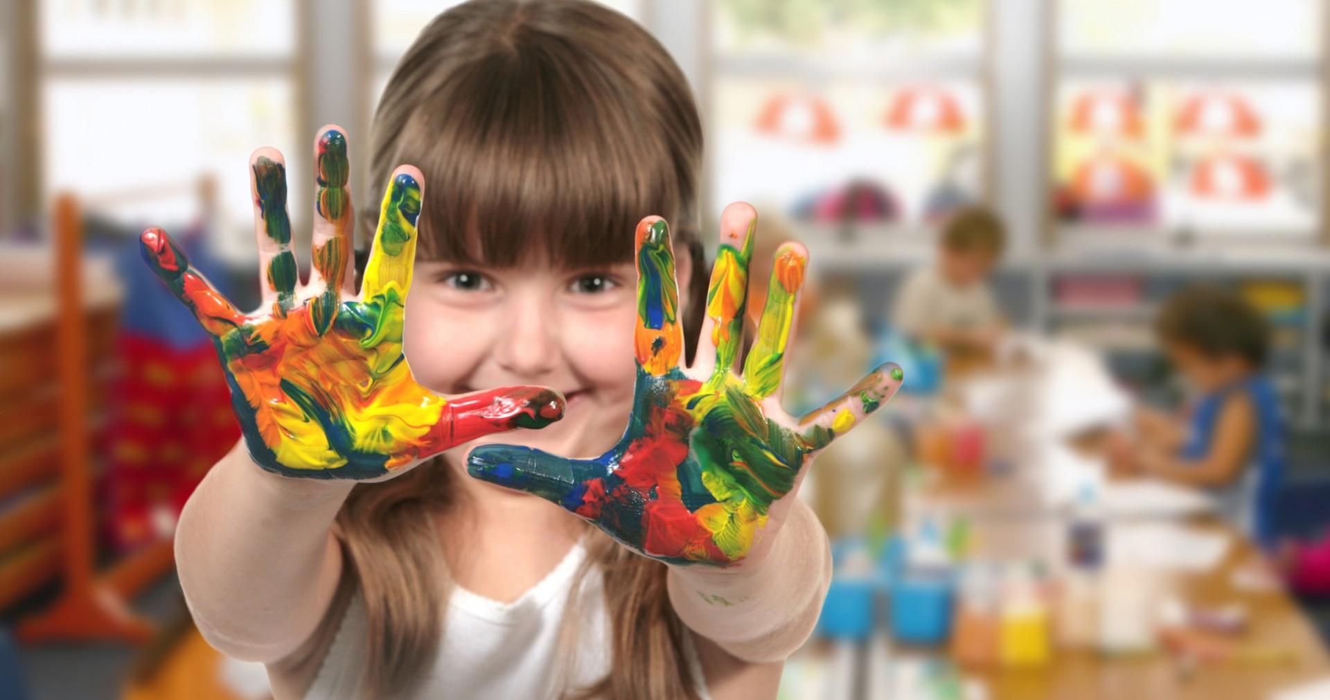 Tvorivé dielne pre deti