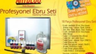 Ebru Artdeco Set č. 3 (sada 18 položiek)