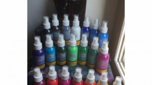 ArtDeco farba na textil v spreji 100 ml, 1ks